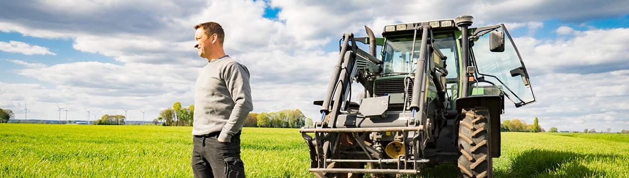Private Altersvorsorge für Landwirte