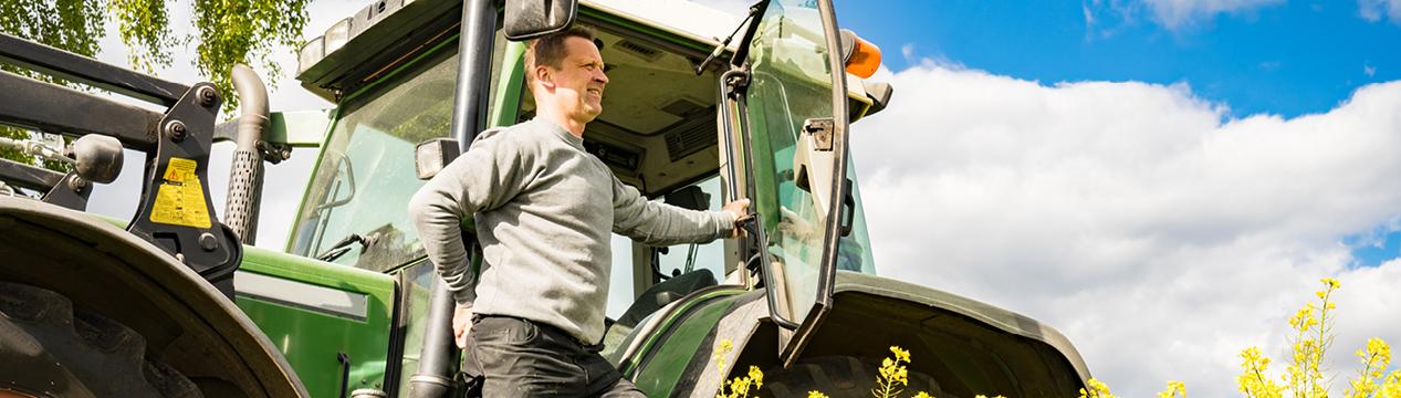 Unfallversicherung für Landwirte